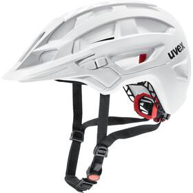 UVEX Finale casco per bici bianco